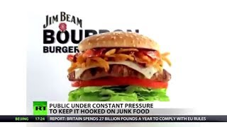 Food Fix: US corporations fuel obesity with addictive ingredients