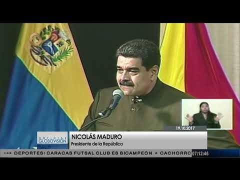 Maduro a gobernadores electos: Quien no se juramente ante la ANC no podrá tomar su cargo