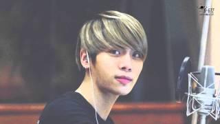150410 Jonghyun 종현 - 산하엽 Skeleton Flower (Self-composed Song) [MBC Blue Night Radio]