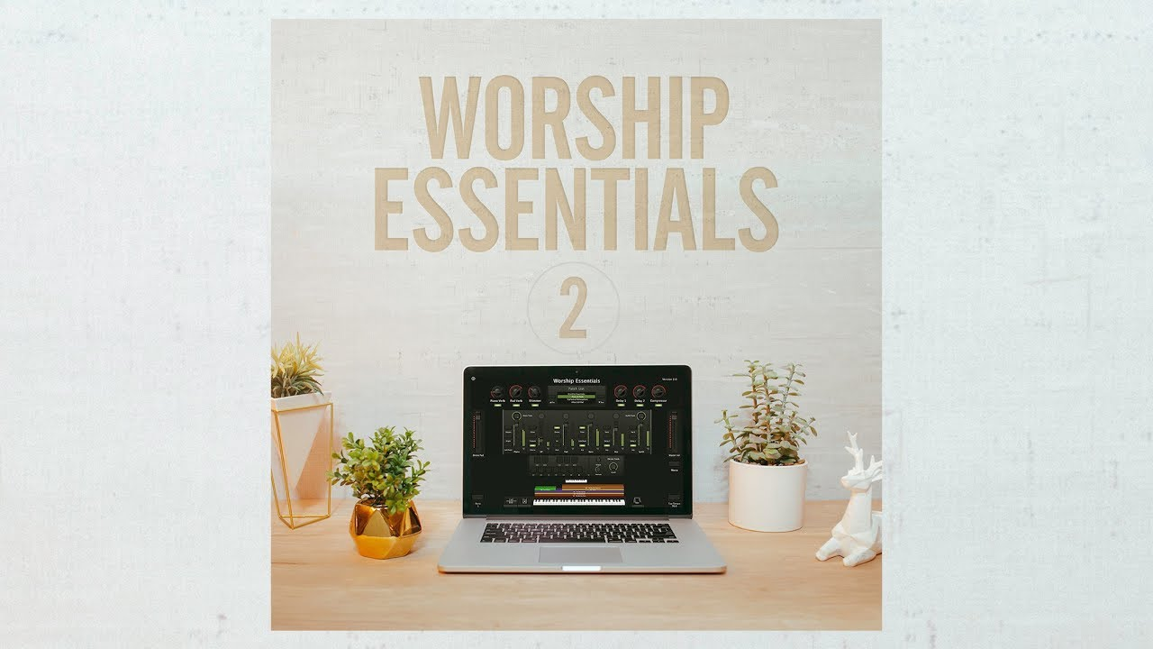Worship Essentials 2 for MainStage 3