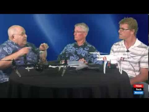 What's New in Drones - Ted Ralston and Chuck Devaney