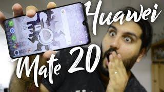 Este Smartphone me dejó LOCO!!!     Review Huawei Mate 20