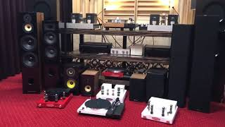 Gambar cover Fezz Audio i Davis Acoustics w Audio Laboratorium