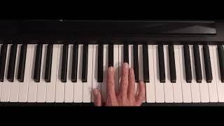 Piano Chord Basics - Part 6 - Diminished chords (Piano)