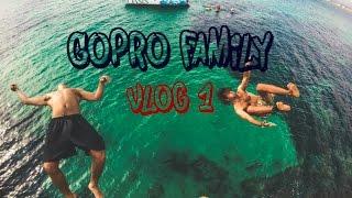 DAY1   A MALLORCA CON LA GOPRO FAMILY !! Vlog HERO5 e KARMA