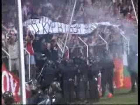 CSKA SOFIA - North Army Union In Lovech Town