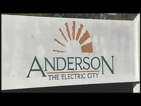 Anderson Sc The Electric City
