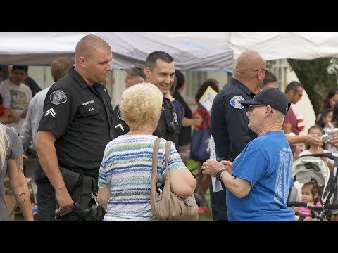 2017 National Night Out in Garden Grove