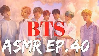 ASMR EP.40: 2 HOURS OF ALL BTS VOICES for Relax, Sleep, Tingles & Study!