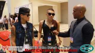 2013 Palm Beach Music Awards Red Carpet Invasion