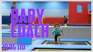 VLOG 110   FLIPLAB ACTION WITH BABYCOACH