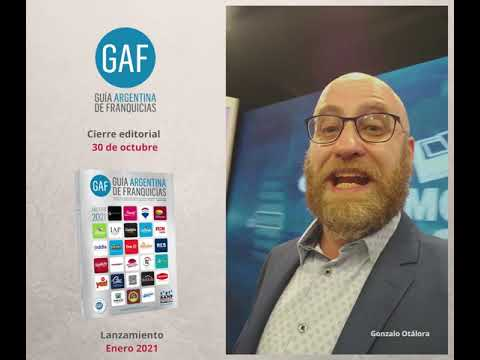 Consejo de Gonzalo Otálora - Sumate al Guía Argentina de Franquicias