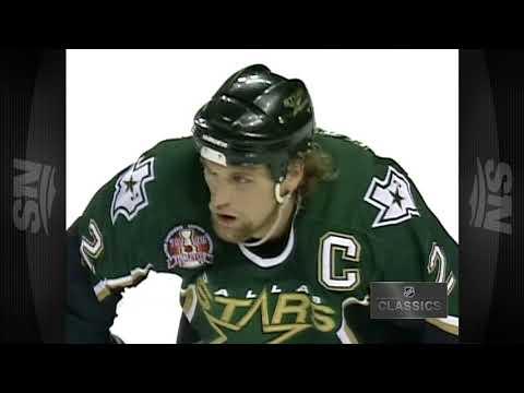 NHL Classics: Brett Hull 1999 3OT Stanley Cup winner
