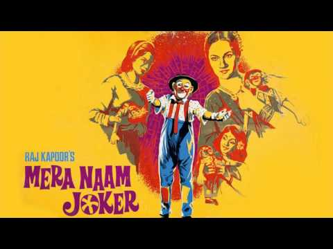 Jane Kahan Gaye Woh Din (Revival) | Mera Naam Joker | Hindi Film Song | Mukesh