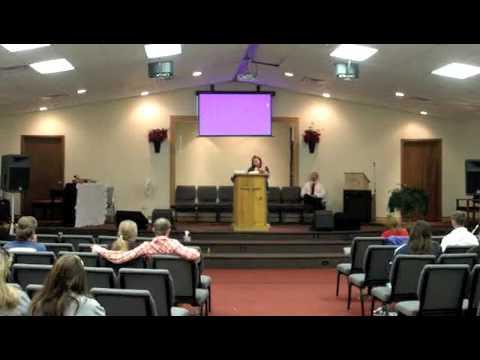 GV 2/16/14 (guest speaker: Sarah Alexander)