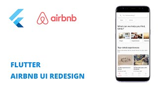 Gambar cover Flutter Airbnb UI Redesign | Speed Code