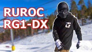 Ski Helmet - Ruroc RG1-DX Snowboard Helmet Review