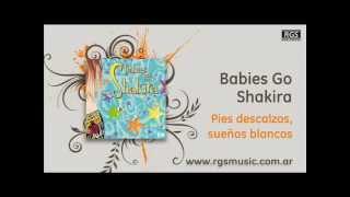 Babies Go Shakira - Pies descalzos, sueños blancos