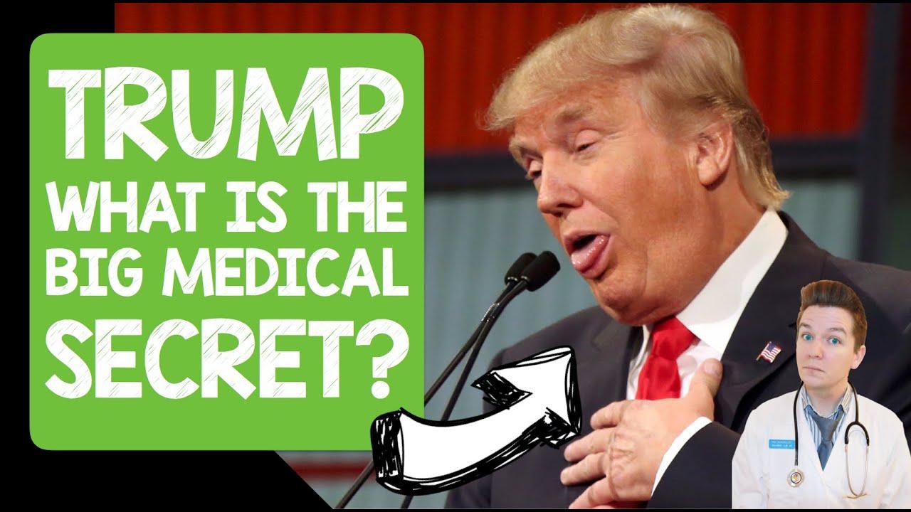 Donald Trump\u0026#39;s Big Secret - YouTube