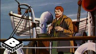 Jonny Quest | Laser Rescue | Boomerang Official...