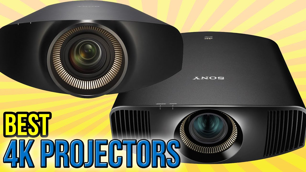 6 best 4k projectors 2016 youtube for Best palm projector 2016