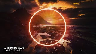 Healing DEEP Sleep [3.4Hz Delta Waves] REM Sleep Music - Binaural Beats