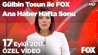 TEOG yerine ne gelecek?17 Eylül 2017 Gülbin Tosun ile FOX Ana Haber Hafta Sonu