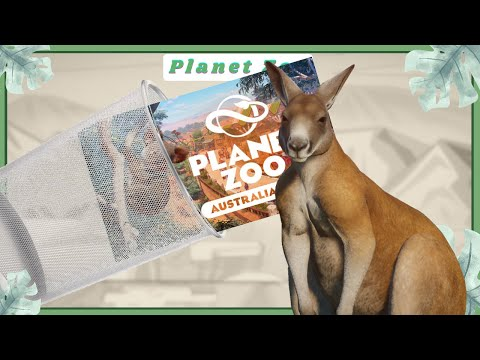 THE AUSTRALIA DLC IS TRASH! Let's Fix It! - Planet Zoo |