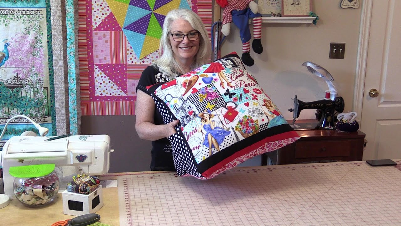 Sew Very Easy Phone Pillow: Book Pillows to help you read longer in bed   YouTube,