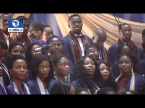 Metrofile: University Of Ibadan Celebrates 68th Founders' Day And Convocation Ceremony