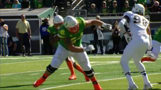 FOOTBALL IN 60: GAME OF THE WEEK - COLORADO AT OREGON - 9/24/16