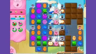 Candy Crush Saga Level 2874  -  no boosters