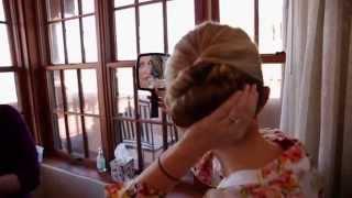 Sarah {+} Ray Wedding Short Film, La Fonda Hotel (Santa Fe, NM)