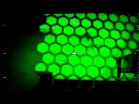 Area-51 Alien Lab (USA UFO Base) Night Vision Camera/ Nevada 2012 X-Files