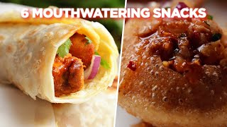6 Mouthwatering Snacks Recipe
