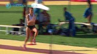 Athletics, long jump, girls - EYOF Győr 2017