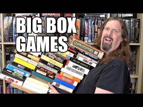 Unboxing BIG BOX PC & AMIGA Donations - 45 Games!