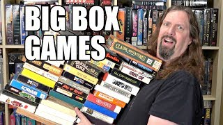 Unboxing BIG BOX PC & AMIGA Donations - 45 Games!