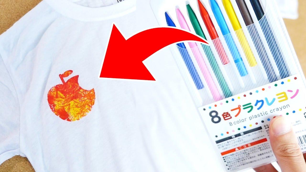 絵 t を 描く シャツ に