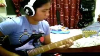 Alainah - Krolithika - Saydie (guitar)