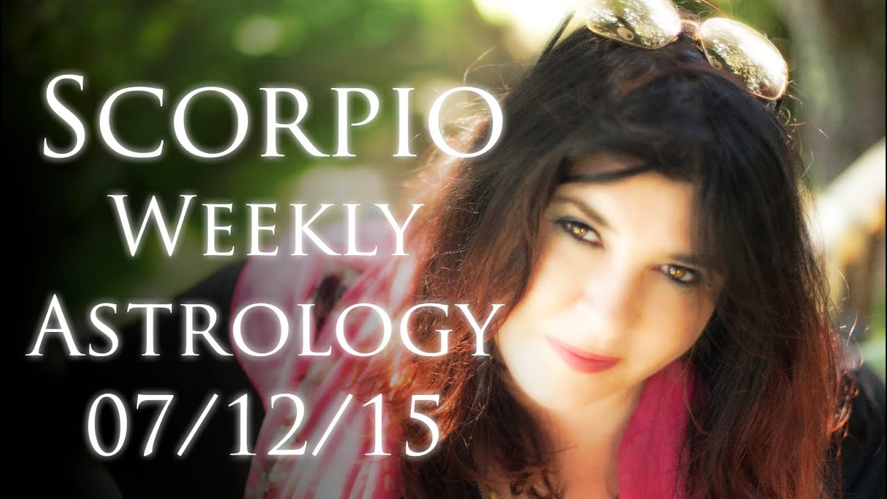 Scorpio horoscope michele knight
