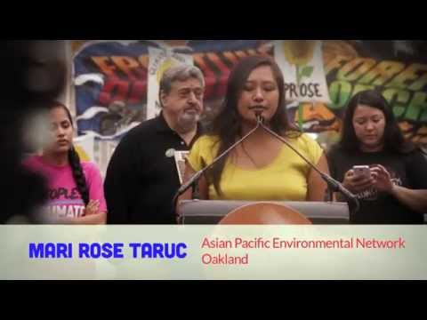 Voices of the People's Climate March - Climate Justice Alliance
