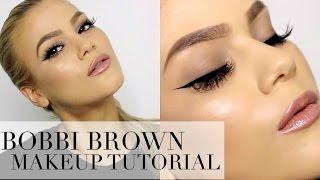 One Brand Makeup Tutorial | Bobbi Brown | My Work Makeup