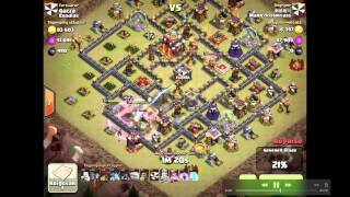 Exodias vs MKMA #7 | Three stage DEMOLITION | Lavaloon Strategy | Clash of Clans