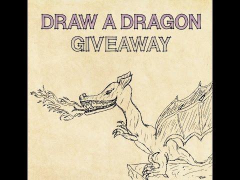 VSQ Draw a Dragon Contest Entries