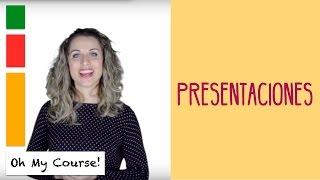 Cómo presentarse en inglés | Presentaciones thumbnail