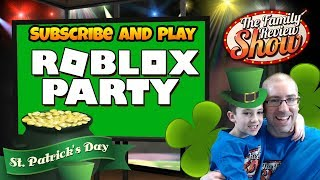 St. Patrick's Day Roblox Party | VIP Jailbreak, VIP MM2 and More!