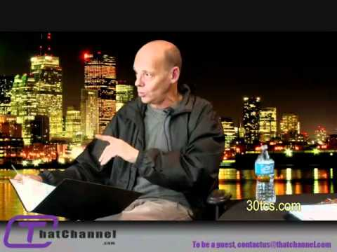 Michel Emond is suing the World Bank (ThatChannel com Interview 2012 02f 23)