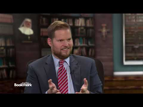 EWTN Bookmark - 2020-10-11 - To the Heart of the Matter: the 40-day Companion to Live a Culture of L