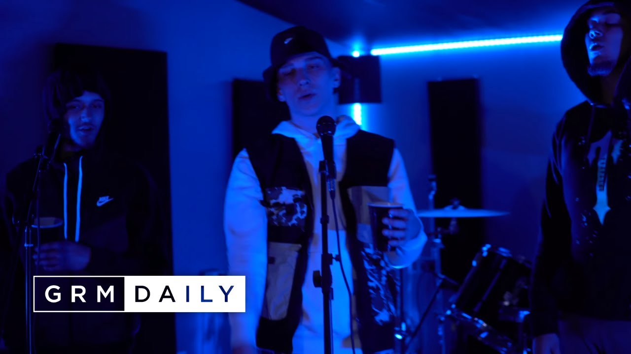 Jazzy Ft. Kaygee & Jdeas - Flying Away [Music Video]   GRM Daily